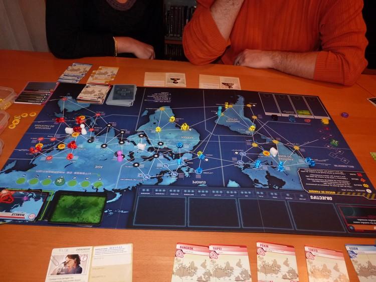 Pandémie Legacy (février)