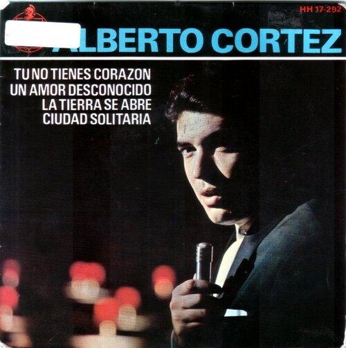 Alberto Cortez - Un Amor Desconocido