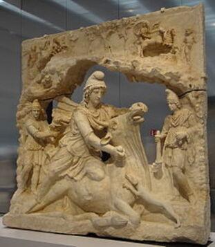 * Le culte de Mithra