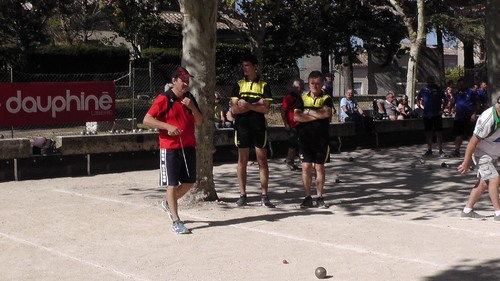 Photos Horizon TV : Challenge des Trois Clochers M3 - M4 : Villeneuve de Berg