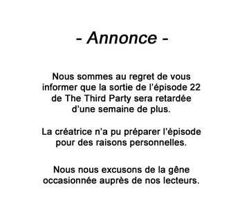 The Third Party - Annonce