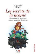Les secrets de la Licorne, Géraldine REMY