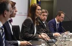 Be alert : Communiqué de Madame la Première Ministre, Sophie Wilmès