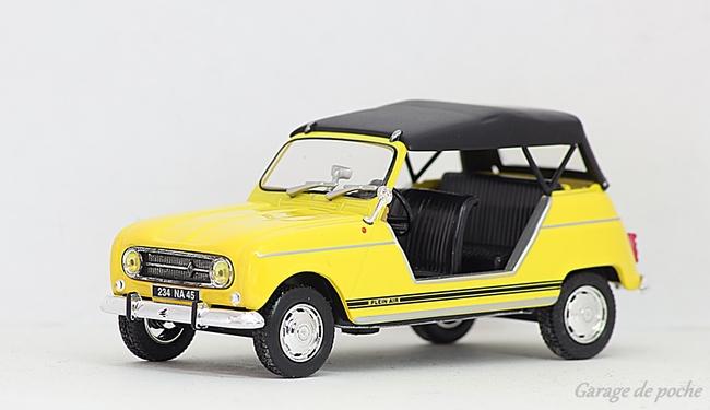Renault 4 Plein Air 1968