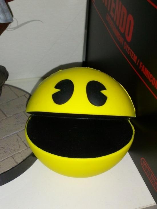 Pacman Stressball 2
