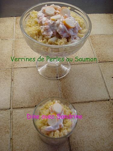 Verrines de Perles au Saumon 7