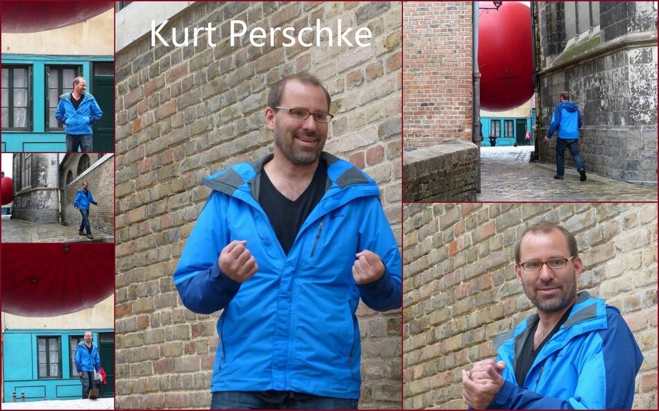 En présence de Kurt Perschke