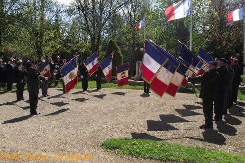 La Journée de la Déportation à Châtillon sur Seine