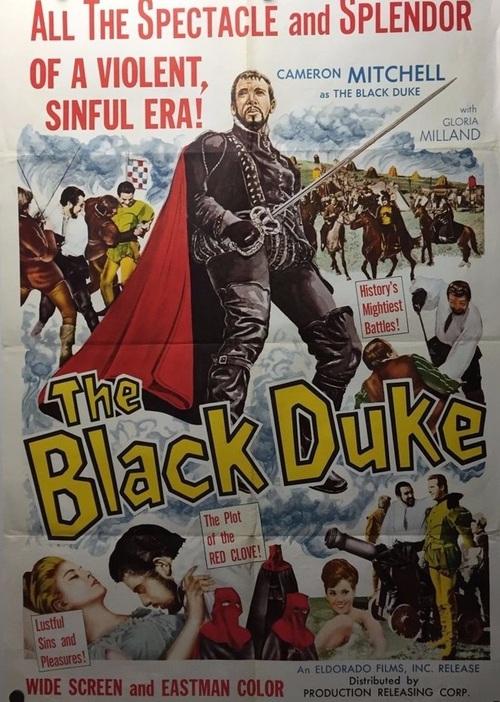 THE BLAKE DUDE BOX OFFICE USA 1965