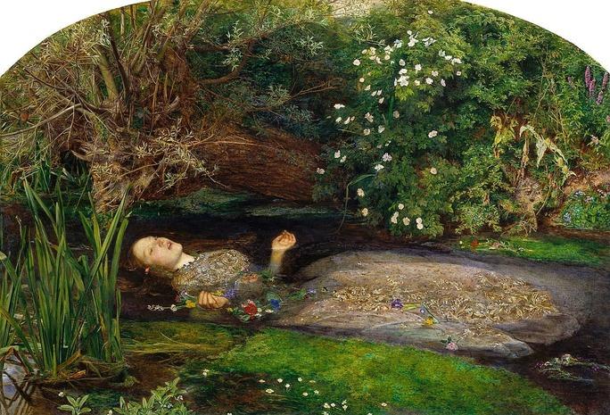 Elizabeth Siddal, le modèle des peintres préraphaélites