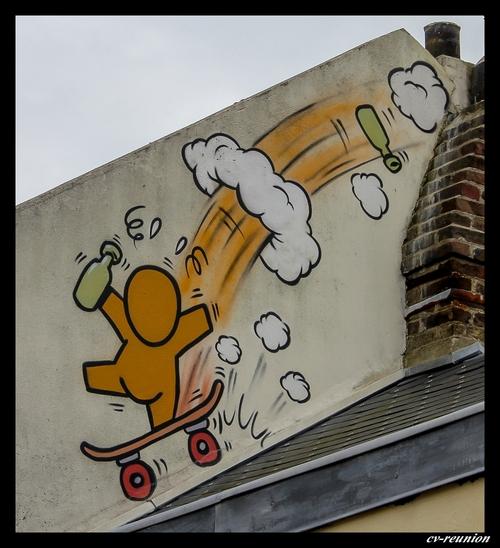 Des Gouzous au Havre