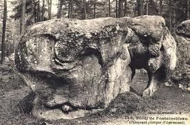 Fontainebleau - La civilisation inconnue