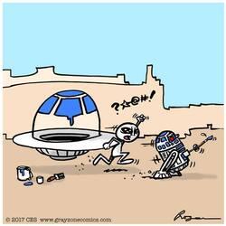 Le célèbre robot R2-D2 vendu pour 2,4 millions d'€