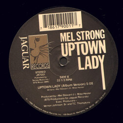 Mel Strong - Uptown Lady