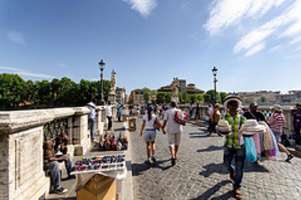 VOYAGE A ROME du 5 au 10 Octobre 2014 : 1er JOUR suite 2