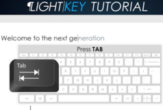 Lightkey : nouvelle version de démonstration