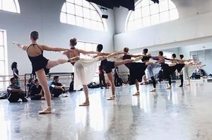 dance ballet auditions ballet class class