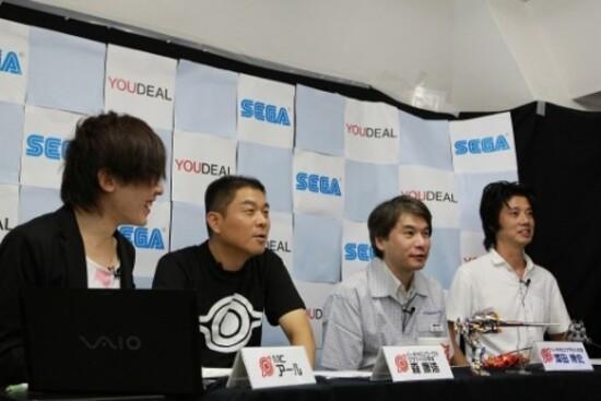 Sega fête les 15 ans de la série de Virtual One