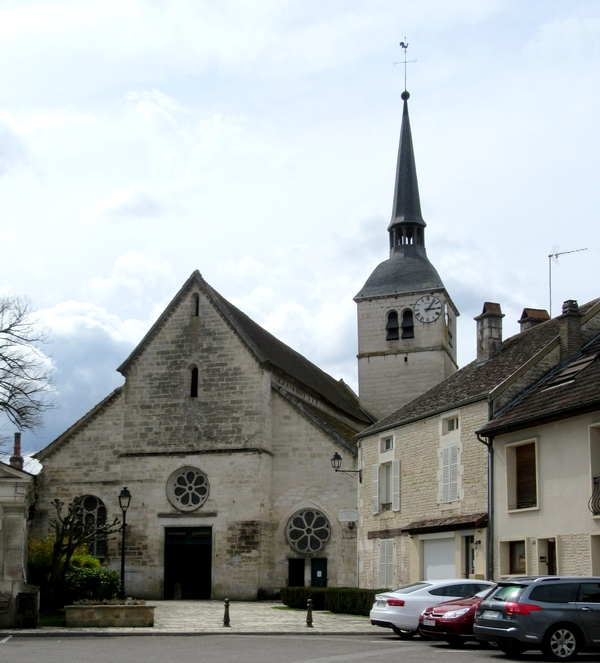 Visite d'Arc en Barrois avec Villages Anciens, Villages d'Avenir