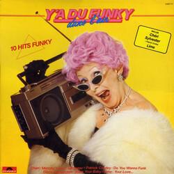 V.A. - Y'a Du Funky Dans L'air - Complete LP