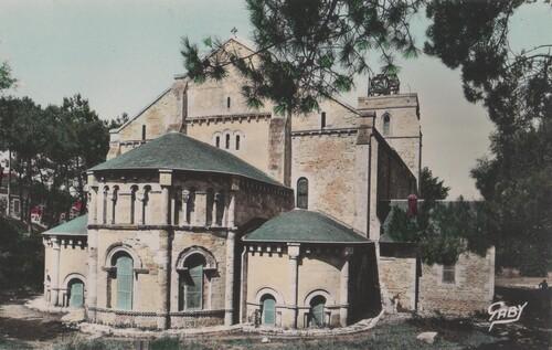 Soulac sur mer, basilique Notre-Dame de la fin des terres