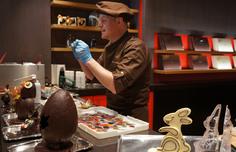 Ateliers chocolat - Maison Cailler à Broc (Suisse)