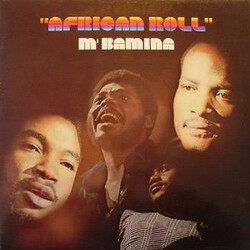 M' Bamina - African Roll - Complete LP