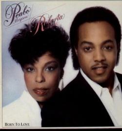 Peabo Bryson & Roberta Flack - Born To Love - Complete LP