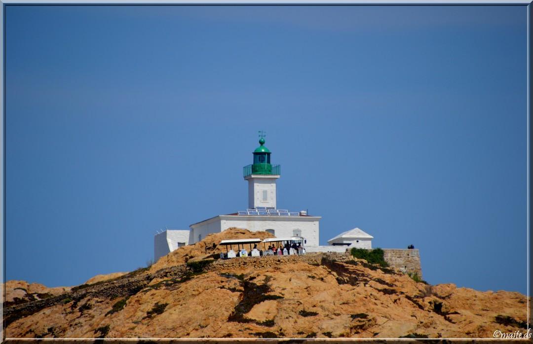 Phare de la Pietra - Ile-Rousse - Corse - 26 juillet 2014