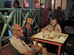 Ste LUCIE et retour au port du MARIN ( hivernage de ATANUA )