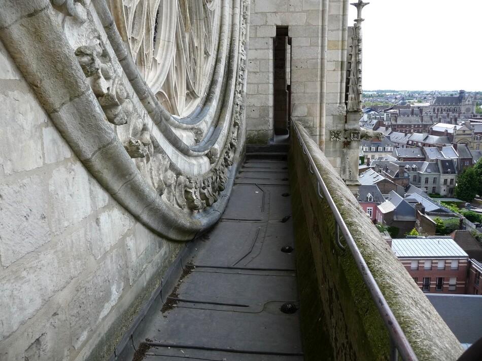 L'ascension de Notre Dame (II)