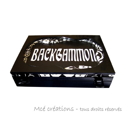 """Backgammon Jocker"", 2009"