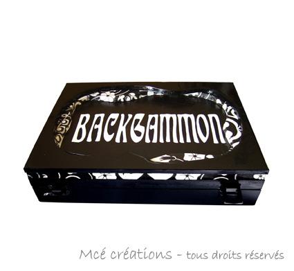 """""""Backgammon Jocker"""", 2009"""