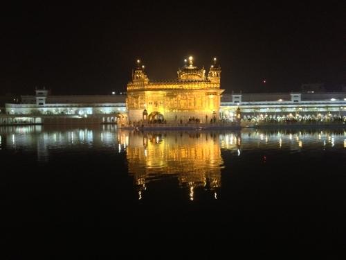 Amritsar et son Temple d'Or magique