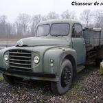Le U de Citroën.