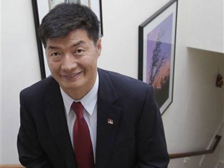 Lobsang Sangay /source : DRadio wissen