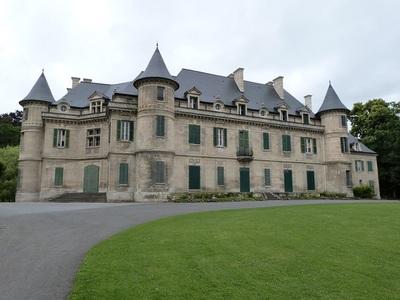 Blog de charlottopoire :Charlottopoire... mes petites créas..., Le chateau de Lamorlaye
