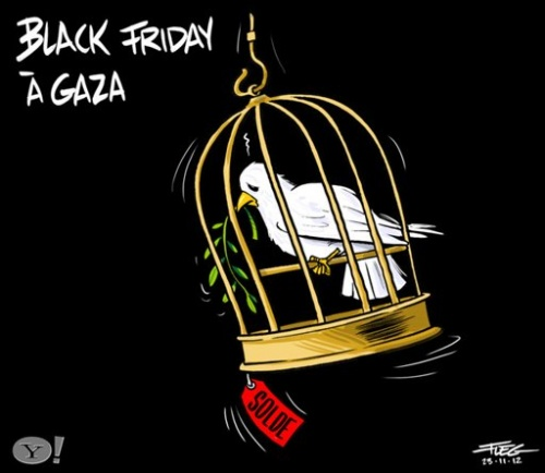 BLACK FRIDAY A GAZA