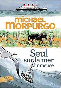 Seul sur la mer immense de Mickael Morpugo