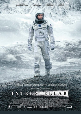 INTERSTELLAR : NON CE N'EST PAS UN BIDE, 300 000 ENTREES PARIS ET UN MILLION FRANCE