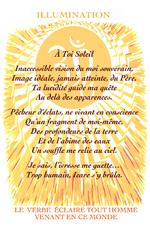 Arcane 19  -  LE  SOLEIL -