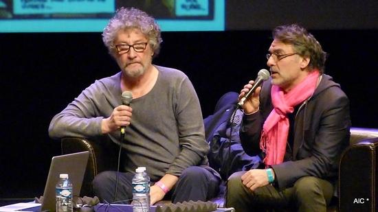 Régis Loisel et Jean-Louis Tripp