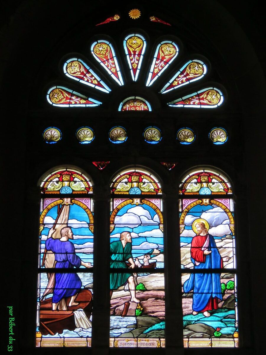 Eglise de St Gilles (85)