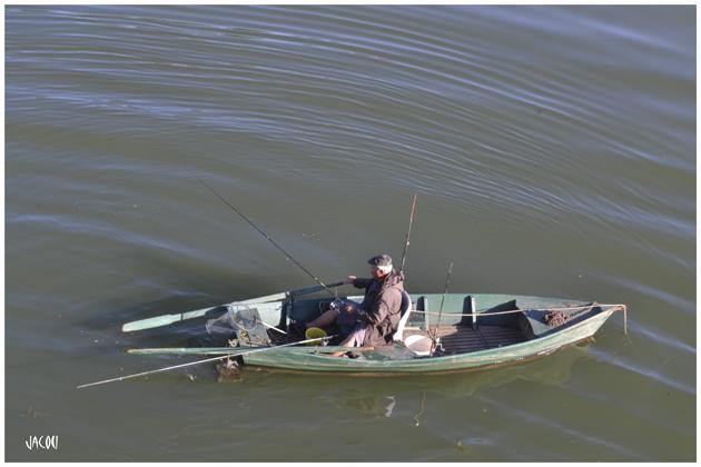- Matin paisible sur la Saône