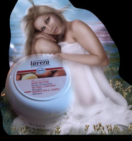 Beurres corporels Macadamia Passion Lavera