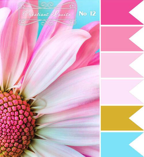 Palettes de couleurs 3