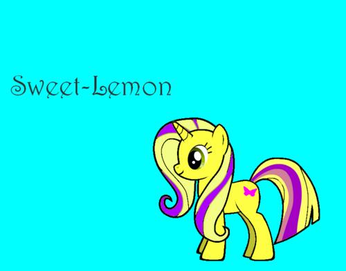 Mon pony