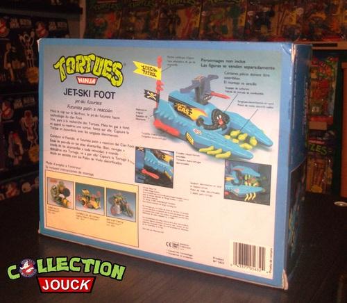 FLASH INFO !!! FOOTSKI (Playmates 1989)