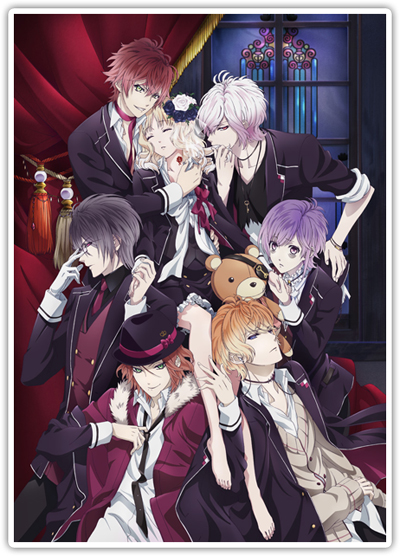 Diabolik Lovers VOSTFR