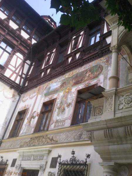 Sinaia château Peles 9b